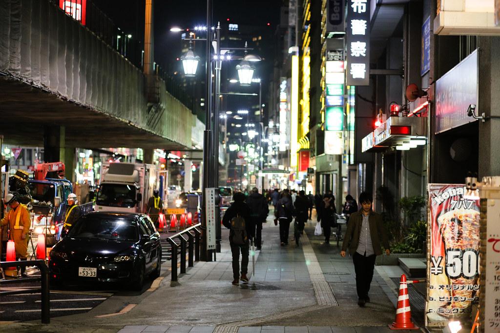 Takanawa 2 Chome, Tokyo, Minato-ku, Tokyo Prefecture, Japan, 0.013 sec (1/80), f/2.5, 85 mm, EF85mm f/1.8 USM