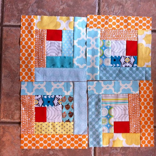 do. good stitches January blocks. ✔