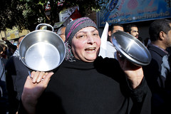 Empty pots Morsy!