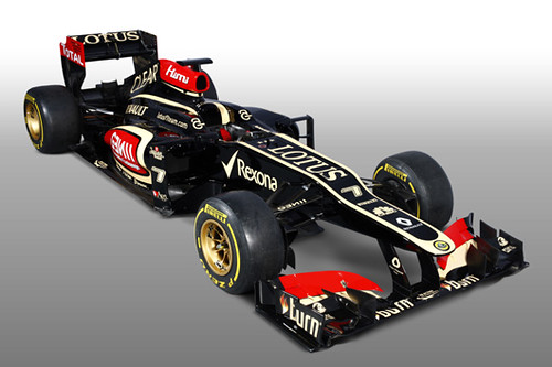 Photo:Lotus F1 Team