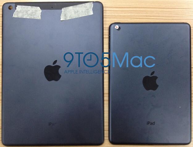 - Se filtran fotos de la parte trasera del iPad 5