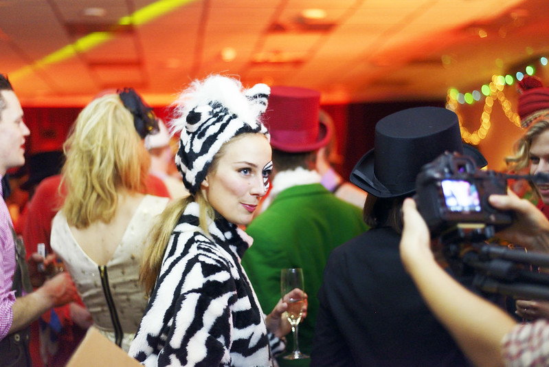 moscow circus party!