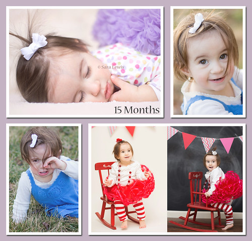 15 Months Week 4 by SLewis Photography