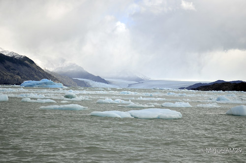 Patagonia: Parque Nacional de los Glaciares (Glaciar Uppsala)