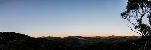 sunrise australia newsouthwales charlottepass kosciuszkonationalpark