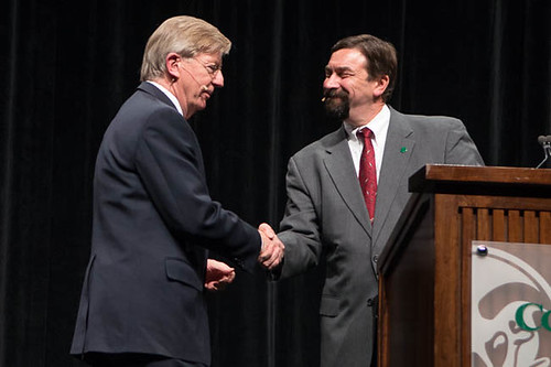 George Will at Colorado State University