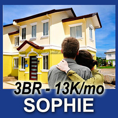 House and Lot for Sale in Imus Cavite near MOA at Lancaster Estates. Alexandra House Model - Sophie at Lancaster Estates