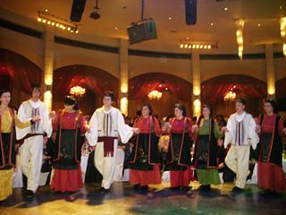 ετήσιος χορός του συλλόγου Ηπειρωτών Κοζάνης