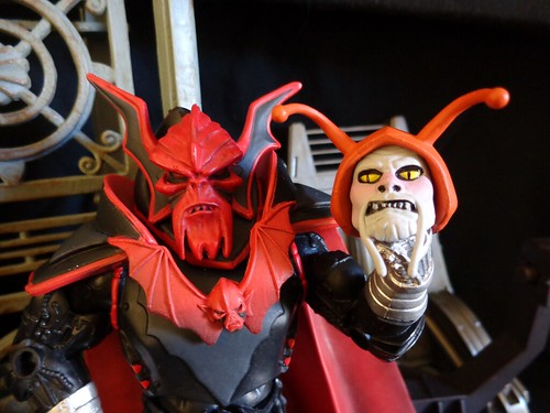 Horde Prime's Two Heads