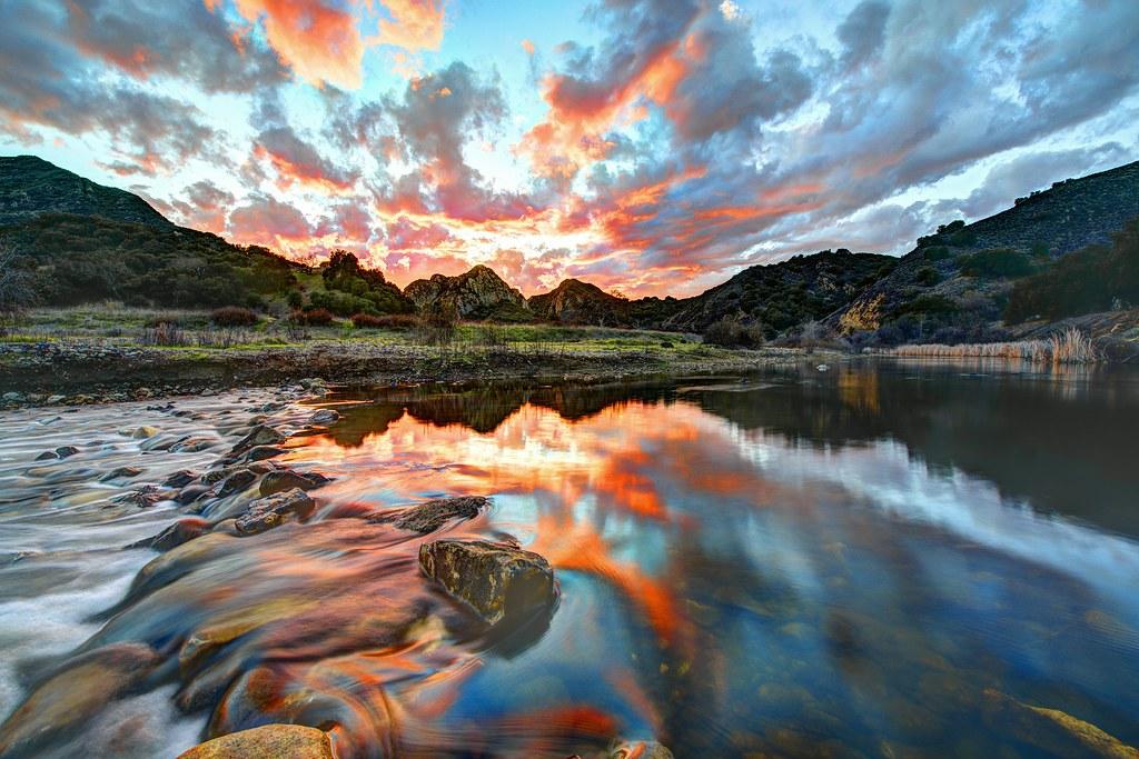 Nikon D800E HDR Malibu Landscape Photography with 14-24 mm Wide Angle f/2.8 - Nikon D800E HDR Malibu Landscape Photography With 14-24 Mm Wide