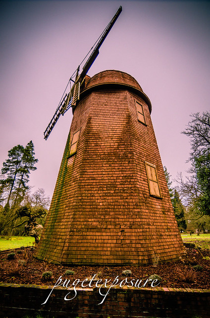 Clise Marymoor Windmill
