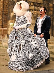 lincoln steampunk wedding dress new lincoln cathedral
