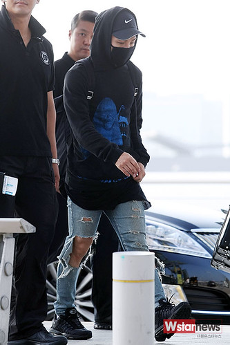 Big Bang - Incheon Airport - 07aug2015 - Wstarnews - 05