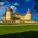 Postcard Moritzburg :: Moritzburg Castle by K.H.Reichert