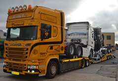 Scania R 500 V8 - R 520 V8
