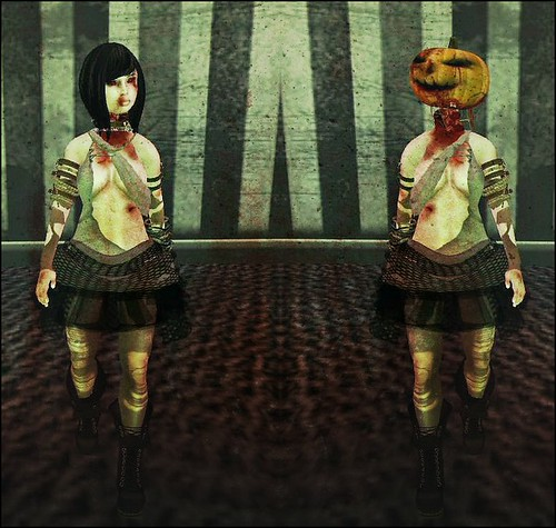 Pumpkin Paige - Free Avatar DrD Sim wide Hunt