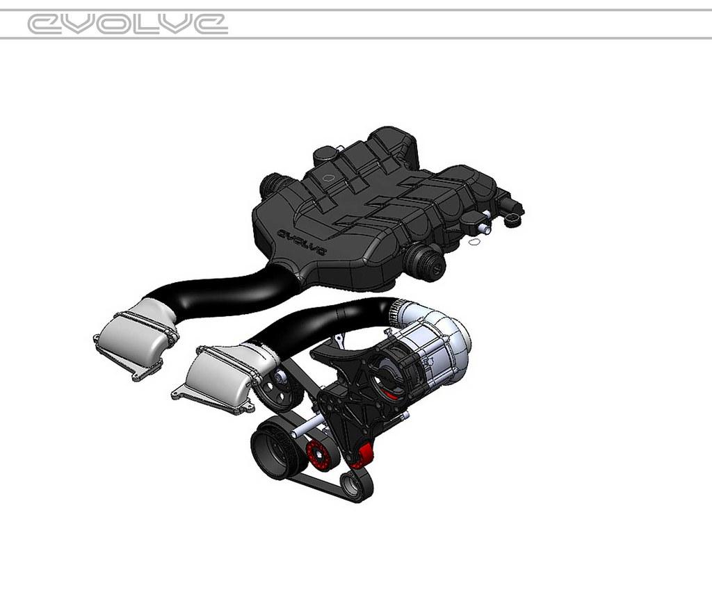 Supercharger Kits For Bmw 335i: Evolve E9X M3 Supercharger Kit