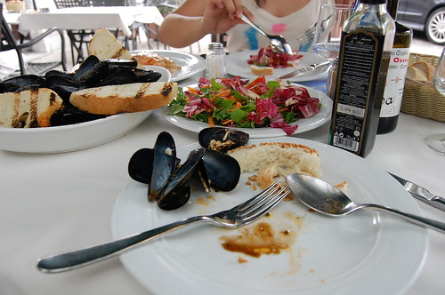 Italian meal shells