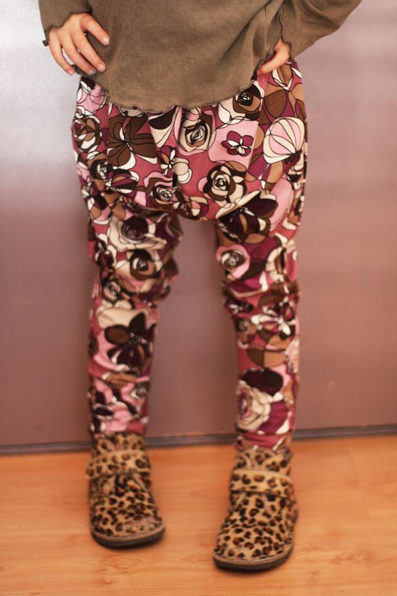 Shalvar funky pants