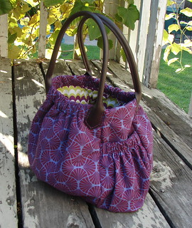 PoldaPop - BurdaStyle Bag #1