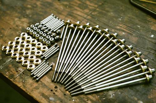 Skewer parts