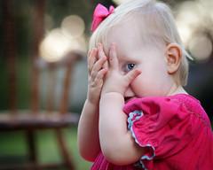 [フリー画像素材] 人物, 子供 - 女の子, 覗く ID:201210191600