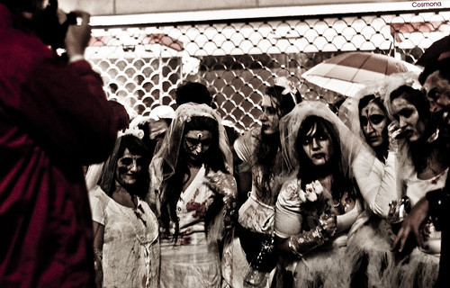Sitges ZombieWalk by cosmona