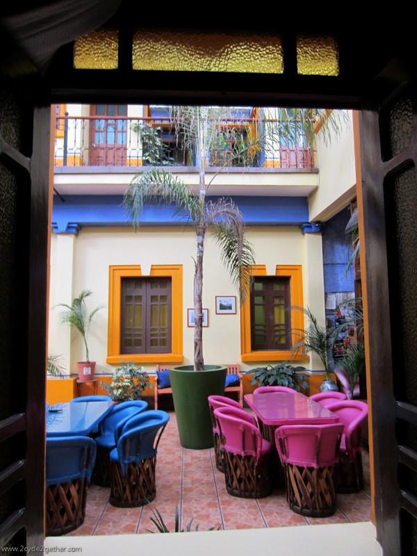 Casa Villasanta Hostel, Guadalajara