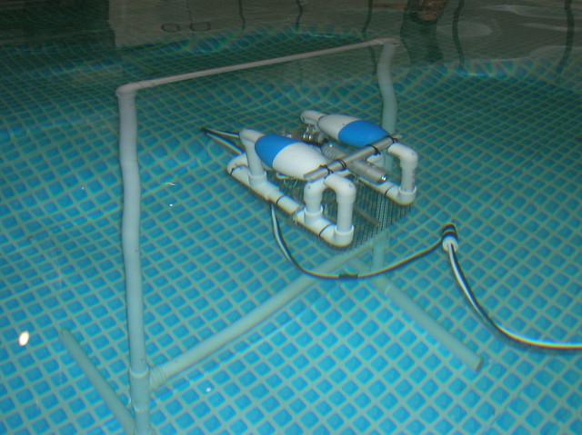Sea Perch gara ROV