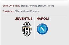 biglietti Juventus-Napoli