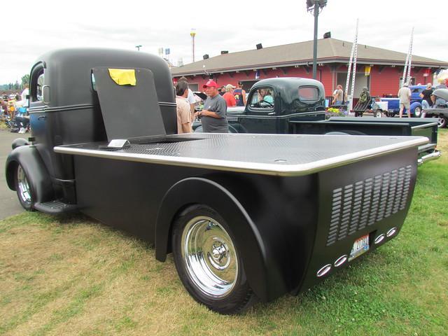 custom 47 ford COE