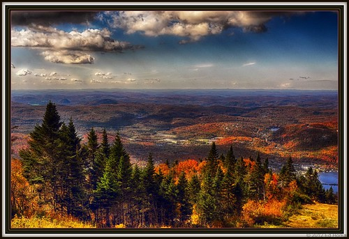Laurentians - The Hills and Valleys