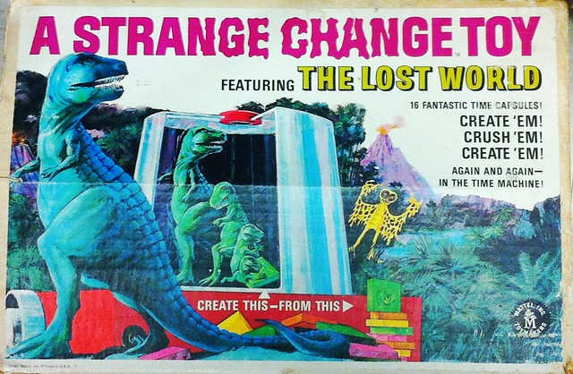 Strange Change Toy : A strange change toy flickr photo sharing