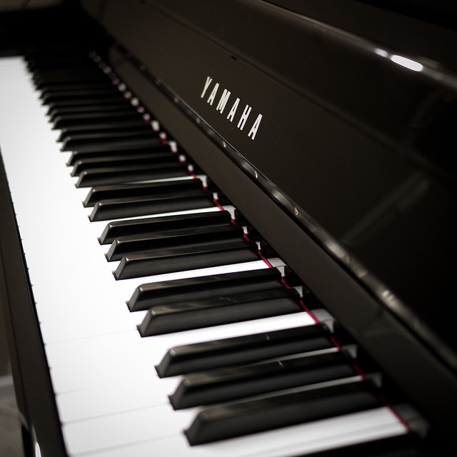 Small Yamaha Piano For Sale