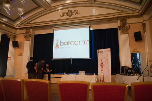 Barcamp Blackpool 2012