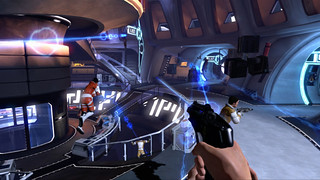 007 Legends - Zero Gravity (Moonraker)