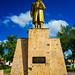 Monumento a Benito Juarez Matamoros, Tamaulipas, Mexico.