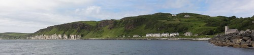 Rathlin Island Panorama