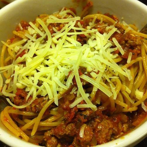 Slowcooker Spaghetti Sauce #wfd