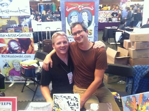 Rich Koslowski & Brett Warnock