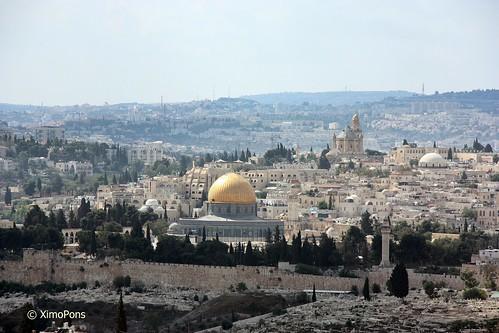 Ciudad Vieja de Jerusalén y sus murallas  IMG_0964 by XimoPons