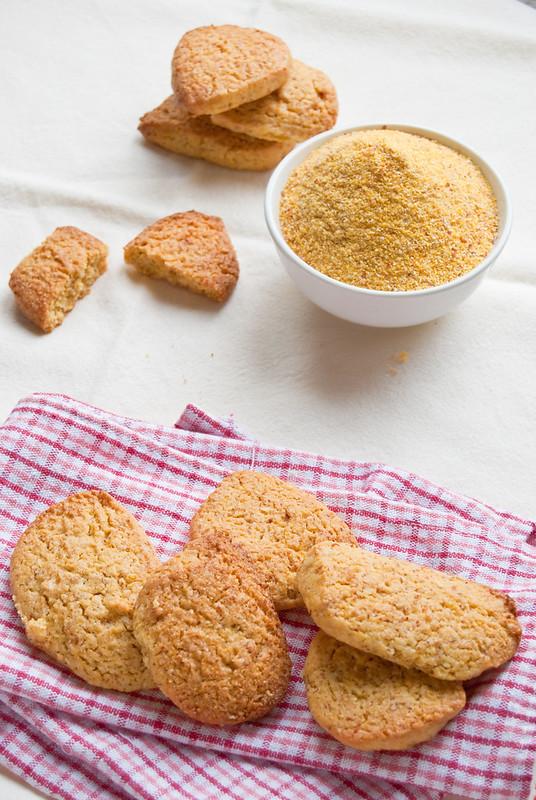 Biscotti rustici con farina di Storo