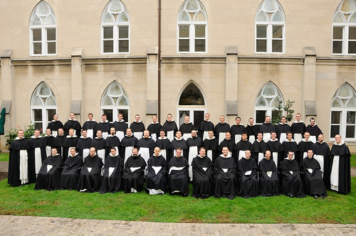 Student Brothers of the Dominican House of Studies 2012 - Pray for Vocations!