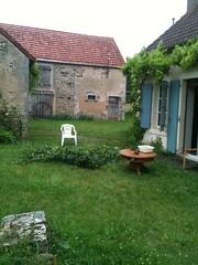Summerholidays in La Chatre by tandem 51 - Photo of Saint-Saturnin