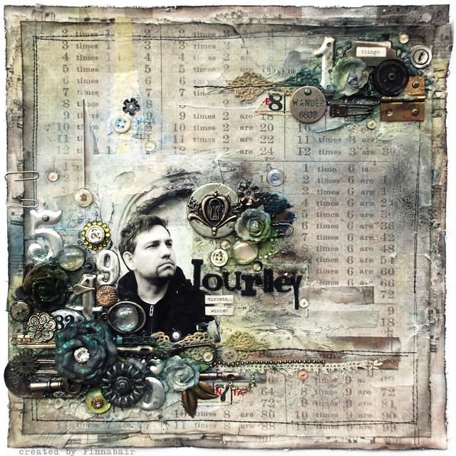 Wander - Tim Holtz/Ranger