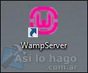 Icono para Ejecutar WampServer
