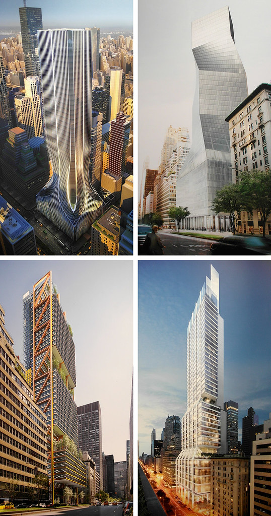 425 Park Avenue Renderings