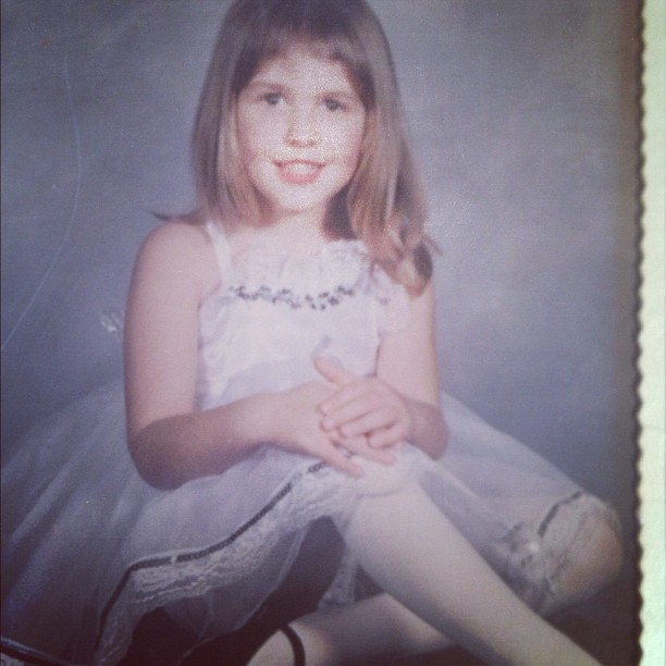 Me #ballet