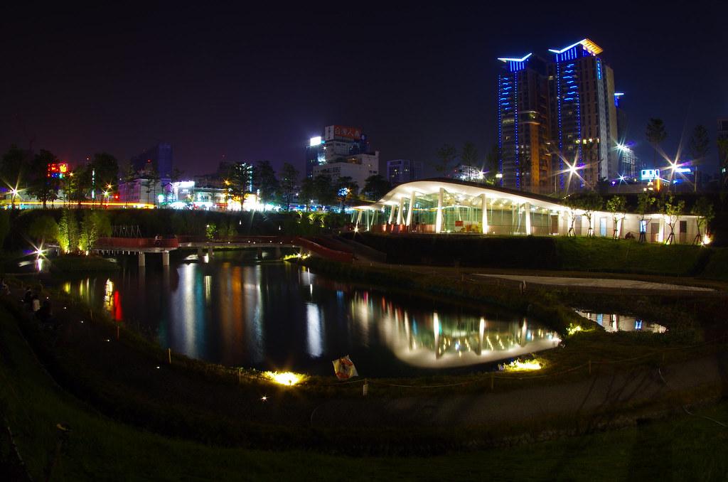 秋紅谷廣場~