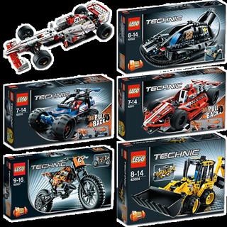 LEGO Technic 2013